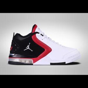 Nike Jordan Big Fund Trainer White/Black 12